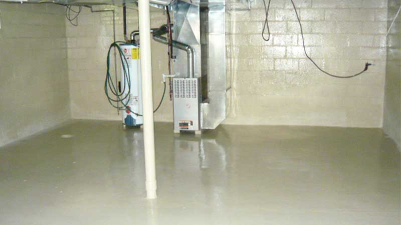 Basement Waterproofing Aurora Illinois